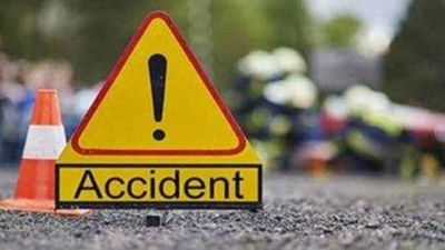 Painful road accident in Hapur, 9 people returning from marriage died