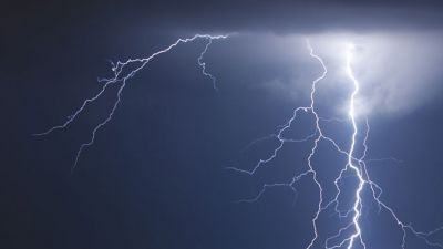 Lightning falls in UP, 35 people killed so far