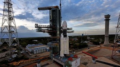 India's 2nd Moon mission 'Chandrayaan 2' to be launched at 2.43 pm today