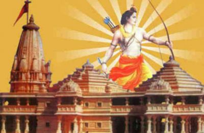 Controversy over, construction of grand Ram temple in Ayodhya to begin this day