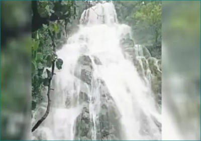 MP: Water level increased from Sethani Ghat to Tawa Dam, there will be heavy rain in 24 hours