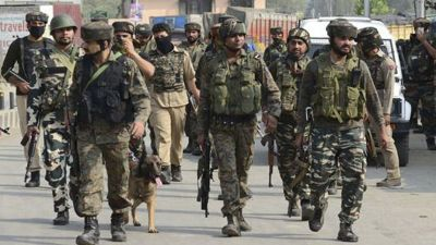 Indian security forces kill 126 terrorists in the past six months