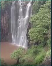 MP: Waterfalls of Pachmarhi, Chhatarpur, and Indore overflowed