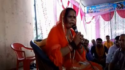 Sadhvi Prachi controversial statement on Muslims, know what she said