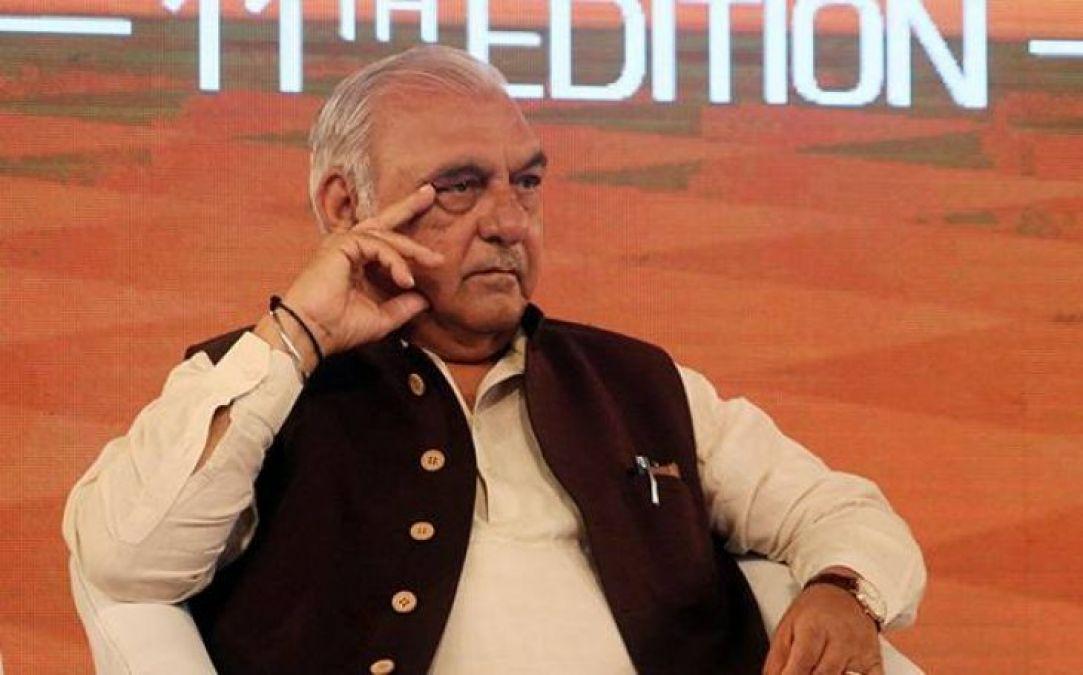 हरियाणा के पूर्व CM भूपेंद्र सिंह हुड्डा से ED ने की पूछताछ