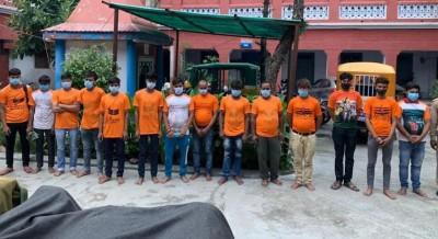 Uttarakhand: 14 arrested for entering Har Ki Pauri for Kanwar Yatra, action taken against those selling goods to Kanwariyas