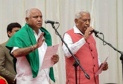कर्नाटक: शपथ लेने के लिए बिलकुल तैयार येदियुरप्पा, कुछ देर में गवर्नर से करेंगे मुलाकात