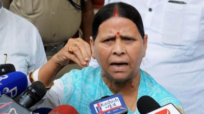 Bihar Flood: Rabri Devi slams state government, seeks Rs 10,000 crore