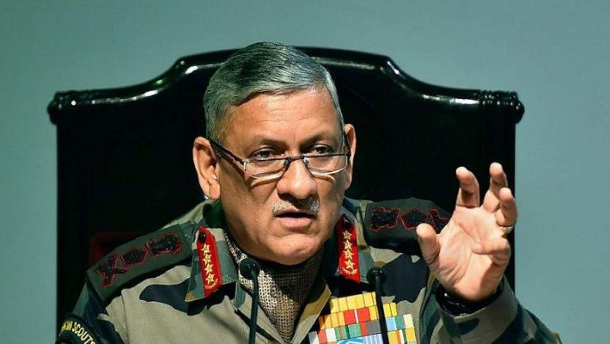 पीओके और अक्साई चीन को लेकर सेना प्रमुख का बड़ा बयान