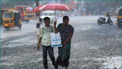 MP: Heavy rain may occur in these 13 districts, orange alert issued for 24 hours