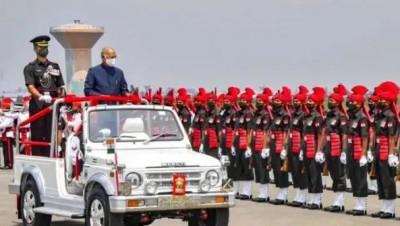 'Violence was not a part of Kashmiriyat, yet.....' President Ram Nath Kovind