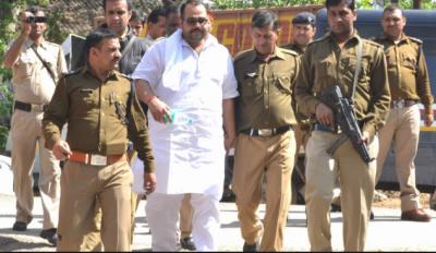 Uttar Pradesh: Criminal Sunil Rathi threatens BJP MLA