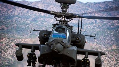 Indian Air Force strength to be increased, Apache attack  helicopter first batch to delivered today