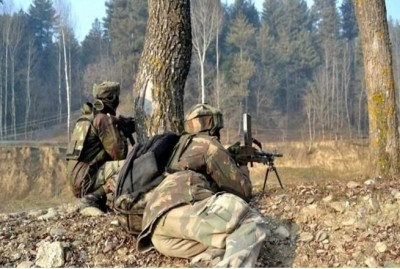 Pakistan again violates ceasefire in Jammu and Kashmir