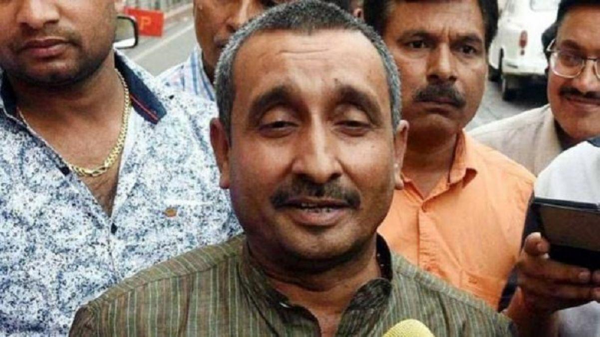 उन्नाव रेप पीड़िता दुर्घटना मामले में भाजपा MLA कुलदीप के खिलाफ हत्या का मामला दर्ज