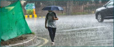 MP Weather: Torrential rain may occur in these districts today