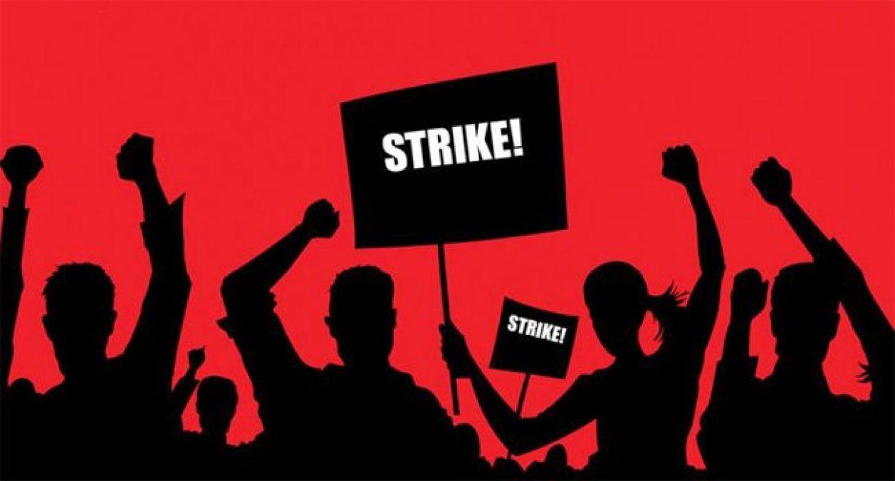 बिहार: दानापुर अस्पताल में लगातार दूसरे दिन भी हड़ताल जारी, वेतन ना मिलने से नारज हैं कर्मचारी