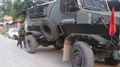 In Baramulla, militants throw grenade at CRPF team, injuring several