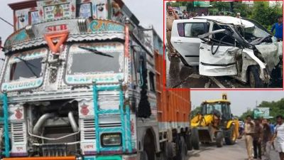 Unnao rape victim's accident: Truck that crashed owned by SP leader