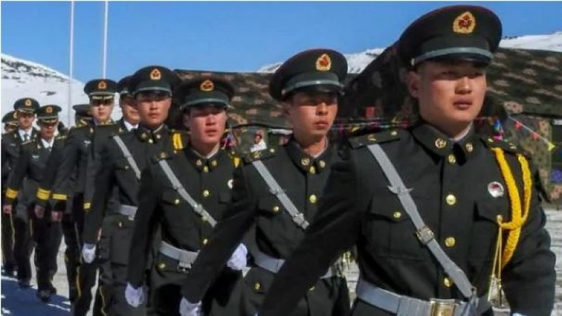 चीन ने फिर की हिमाकत, पैंगॉन्ग में तैनात की बोट और फ़ौज