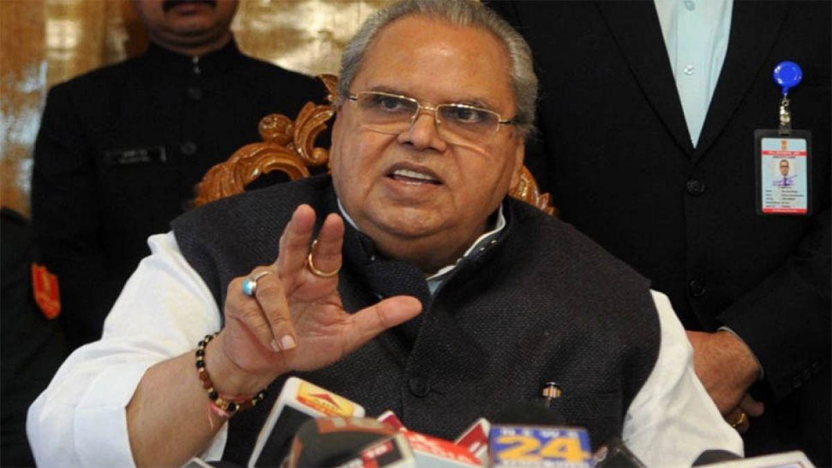 टुकड़े-टुकड़े गैंग को सत्यपाल मलिक का मुंहतोड़ जवाब, कहा- पाकिस्तान जाना है तो जाओ...