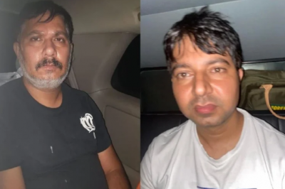 One more act of Agra gang came to the fore, were doing drugs business