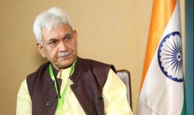 Green J&K Drive: Manoj Sinha launches campaign, plans to make J&K green