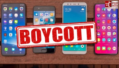 Boycott these Chinese products and choose Indian products