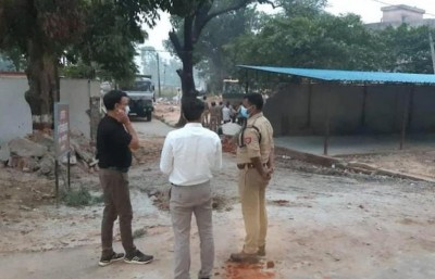 Barabanki Masjid case: High Court put stay on  FIR, asked Yogi govt to respond in 3 days