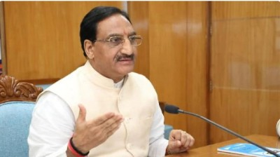 Education Minister Nishank's health deteriorated due to post-Covid complications; admitted in AIIMS