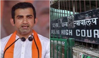 Delhi govt told High Court that Gautam Gambhir illegally stored Fabiflu
