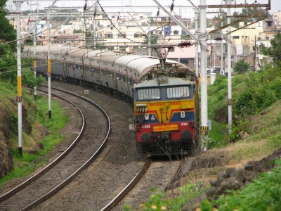 For the first time in history of Indian Railways, trains awaiting passengers