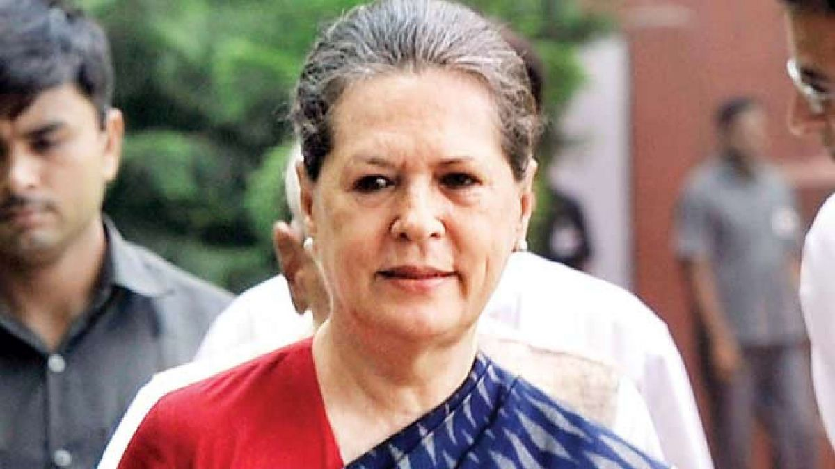 Modi government trying to woo opposition before the commencement of parliament session, three ministers met Sonia