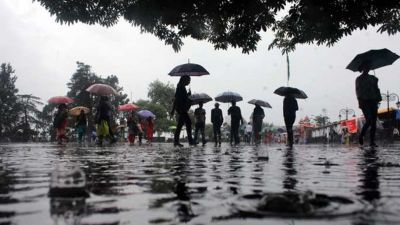 In Uttarakhand, a pleasant weather, rain in many places, fallen hail