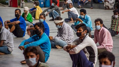 Migrant laborers facing unemployment, state government will be able to provide employment