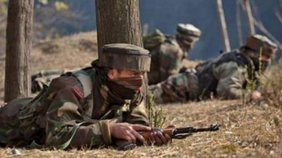 Pakistan fires mortar at Keran and Rampur, Indian Army gives befitting reply