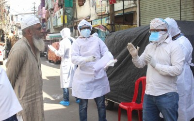 52 new corona infected cases reported in Bhopal, 1351 patients returned home after recovering