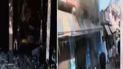 Fire breaks out at private school in Faridabad, wife of school operator and two children killed