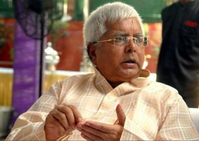 RJD planning to celebrate Lalu Yadav birthday as Sadbhavna diwas