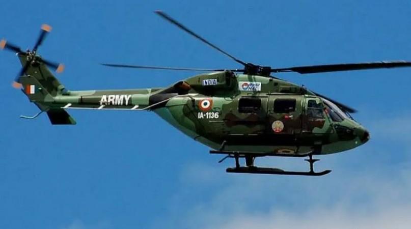 हेलीकॉप्टर पायलट ट्रेनिंग के लिए हुआ दो महिला आर्मी ऑफिसर का चयन, जल्द उड़ाएंगी सेना का विमान