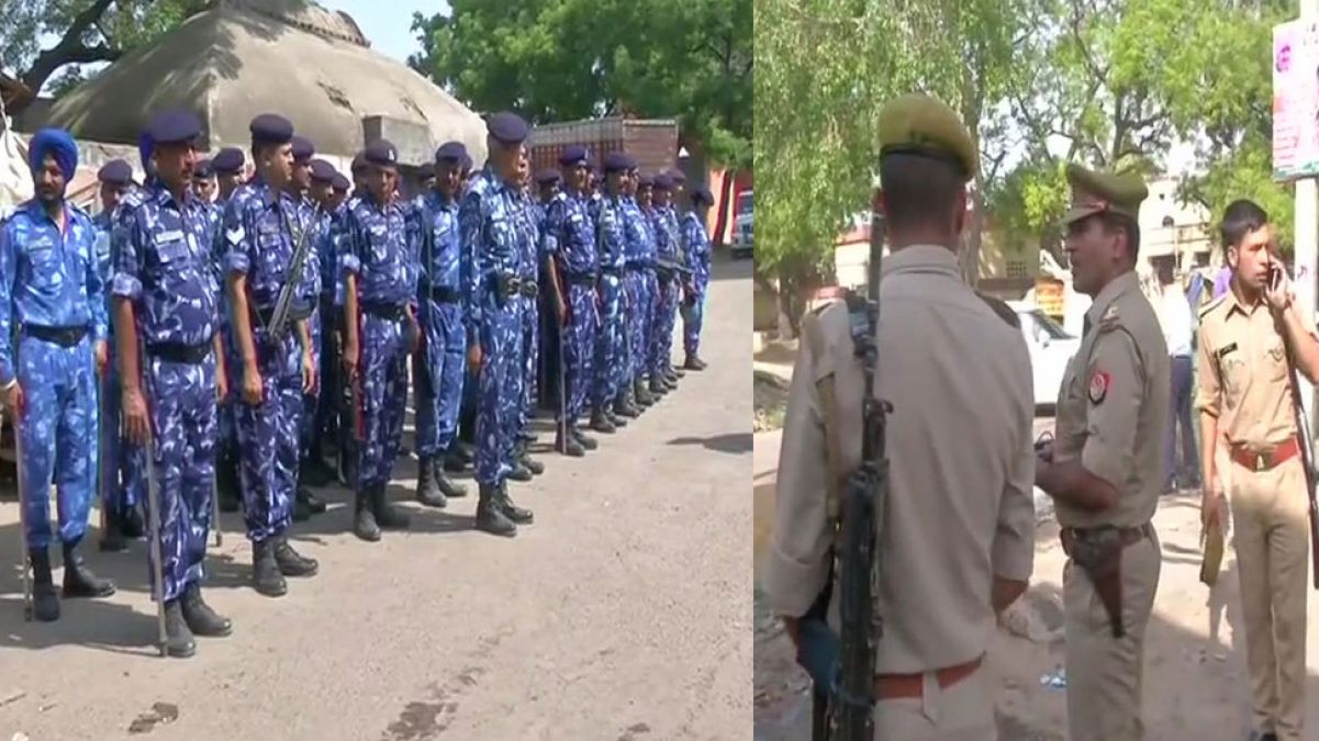 4 arrested in Aligarh massacre so far, police force deployed in the area