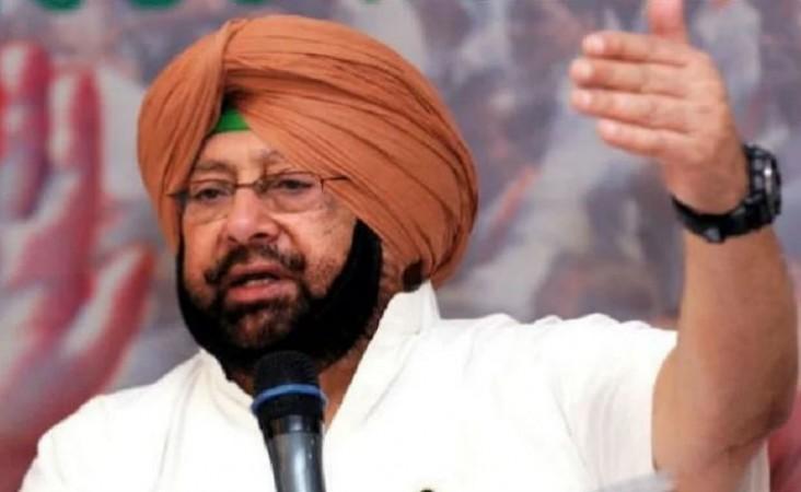 पंजाब CM के आवास के बाहर शिअद का धरना, स्वास्थ्य मंत्री को बर्खास्त करने की मांग
