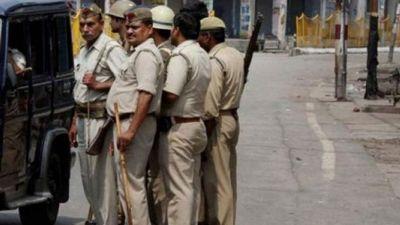 Saharanpur police seized illegal liquor