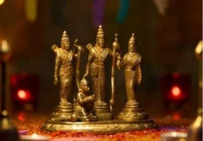 Crores of idols stolen from temple 2 years ago, now thieves put back all idols