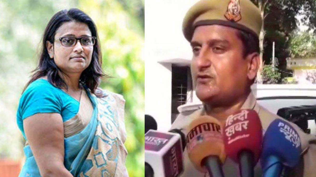 BJP MP slaps cop, case filed