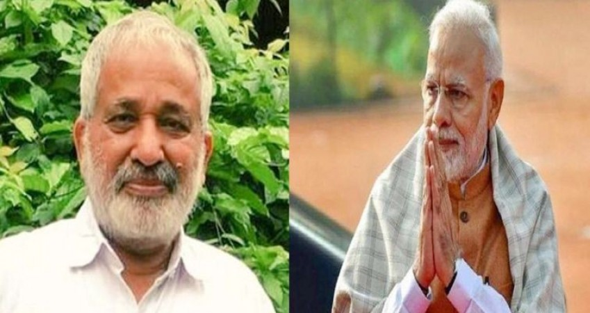 पद्मश्री से सम्मानित प्रोफेसर राधामोहन का निधन, पीएम मोदी ने जताया गहरा शोक