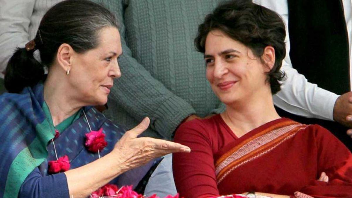 प्रियंका के साथ रायबरेली जाएंगी सोनिया, मतदाताओं को कहेंगी शुक्रिया