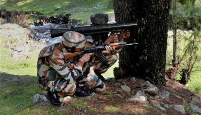 Security force kills Two terror suspects in encounter in Shopian