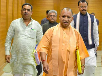 CM Yogi strict on those who burn homes of Dalits, orders NSA