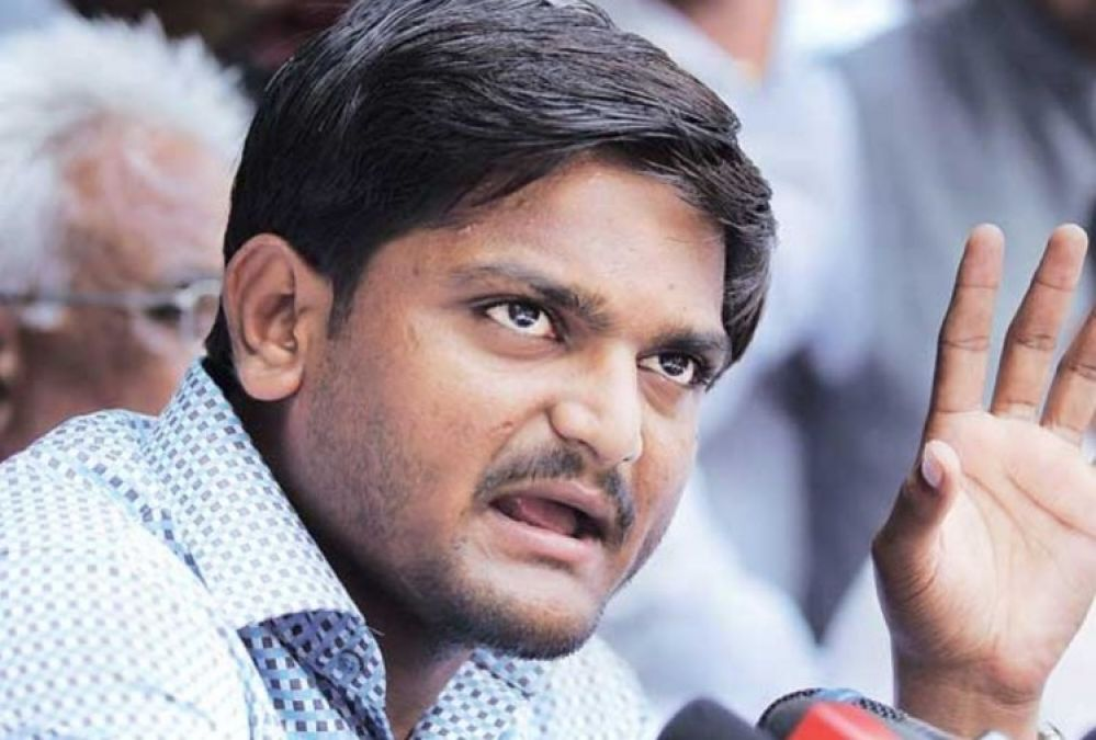 PM Modi should perform surgical Strike on China: Hardik Patel